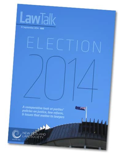 Law Talk Magazine Issue 850