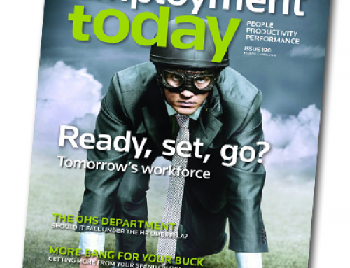 Employment Today magazine