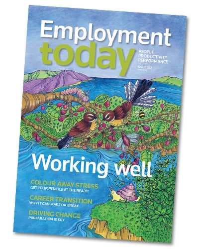 Employment Today Magazine Issue 192