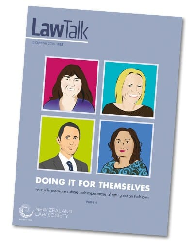 Law Talk Magazine Issue 852