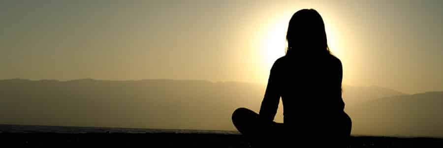 Learning to meditate – a personal reflection